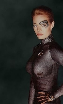Star Trek Voyager - Seven of Nine Jeri Ryan